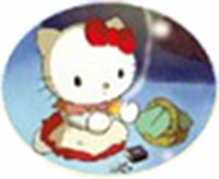Anime: Hello Kitty no Match Uri Shoujo