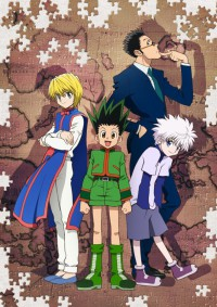 Anime: Hunter x Hunter