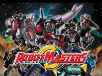 Anime: Transformers: Robot Masters