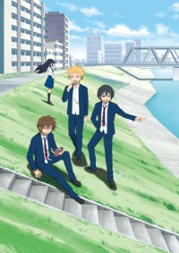 Anime: Daily Lives of High School Boys
