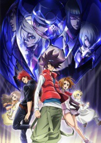 Anime: Phi Brain: Puzzle of God - The Orpheus Order