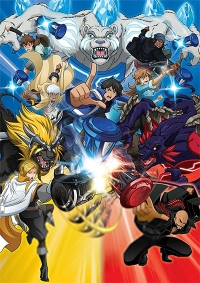Anime: Monsuno