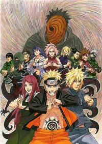Anime: Road to Ninja: Naruto the Movie