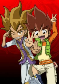 Anime: Duel Masters Victory V