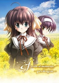 Anime: Ef: A Tale of Memories. Prologue