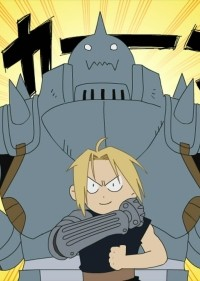 Anime: Fullmetal Alchemist Brotherhood: Mini-Clips