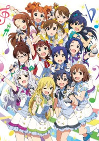 Anime: The iDOLM@STER: Shiny Festa