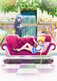 Anime: Hayate the Combat Butler: Can't Take My Eyes Off You