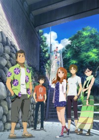 Anime: AnoHana: Die Blume, die wir an jenem Tag sahen - The Movie