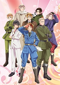 Anime: Hetalia: The Beautiful World