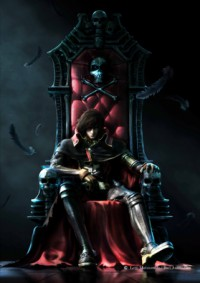 Anime: Space Pirate Captain Harlock