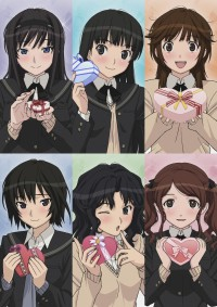 Anime: Amagami SS+ Plus: Picture Drama - Valentine For You