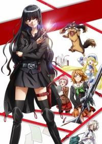 Anime: Dog & Scissors