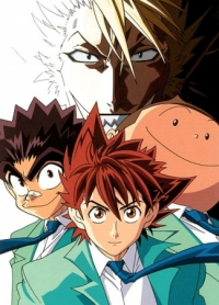 Anime: Eyeshield 21: Christmas Bowl e no Michi – Minami no Shima de Tokkun da! YA-HA!!