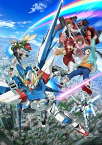 Anime: Gundam Build Fighters