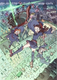 Anime: Little Witch Academia: Enchanted Parade