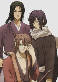 Anime: Hakuouki Zuisouroku