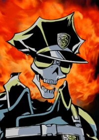 Anime: Inferno Cop: Fact Files