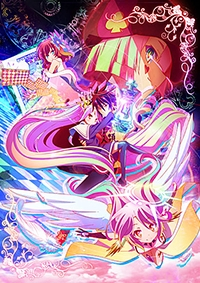 Anime: No Game No Life
