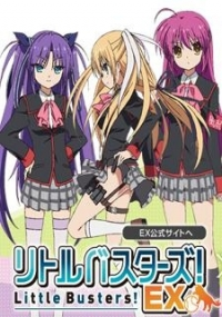 Anime: Little Busters! EX