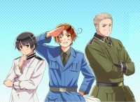 Hetalia: The Beautiful World OVA 01 - 04