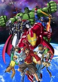 Anime: Disk Wars: Avengers