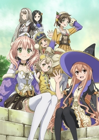 Anime: Atelier Escha & Logy: Alchemists of the Dusk Sky