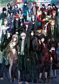 Anime: K: The Movie - Missing Kings