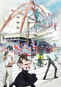 Anime: Gatchaman Crowds Insight