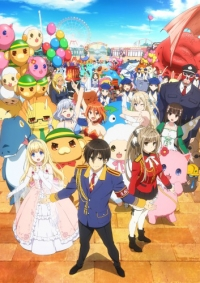 Anime: Amagi Brilliant Park