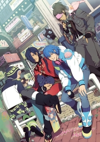 Anime: DRAMAtical Murder