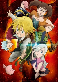 Anime: The Seven Deadly Sins