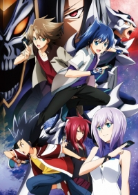 Anime: Gekijouban Cardfight!! Vanguard: Neon Messiah
