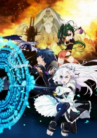 Anime: Chaika, die Sargprinzessin: Avenging Battle