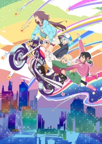 Anime: The Rolling Girls