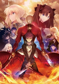 Anime: Fate/Stay Night: Unlimited Blade Works 2