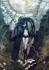 Anime: Black Rock Shooter