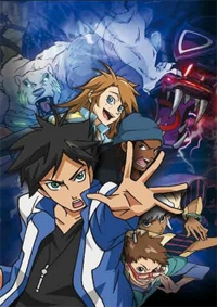 Anime: Monsuno Season 2