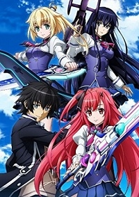 Anime: Sky Wizards Academy