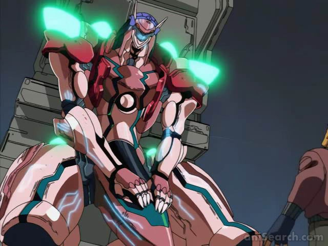 Zone Of The Enders  Dolores  Anime
