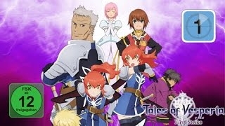 Streams: Tales of Vesperia: The First Strike