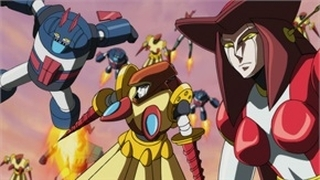 Streams: Mazinger Edition Z: The Impact!