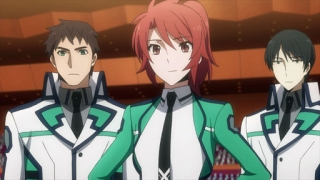Streams: The Irregular at Magic High School