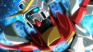 Streams: Gundam Build Fighters Try