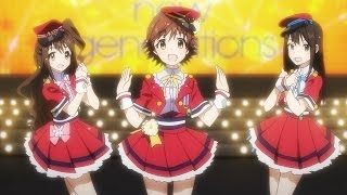 Streams: The iDOLM@STER: Cinderella Girls