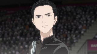 Streams: Yuri!!! on Ice