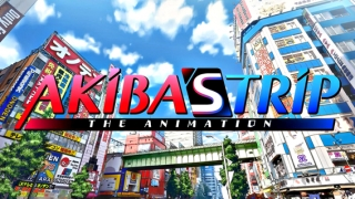 Streams: Akiba's Trip: The Animation