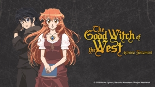 Streams: Astraea Testament: The Good Witch of the West