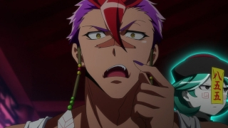 Streams: Nanbaka (Staffel 2)