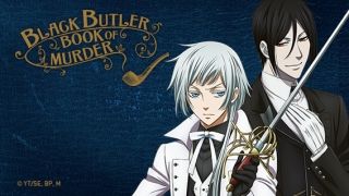 Streams: Black Butler: Book of Murder